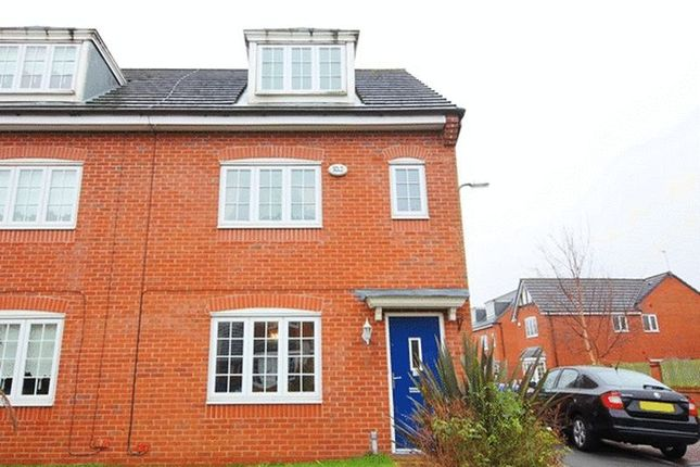 4 bed semi-detached house for sale in Charnley Drive, Wavertree, Liverpool