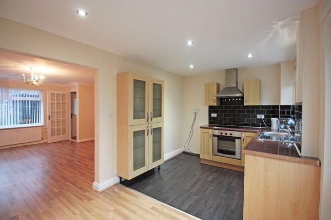 Kitchen of Tudor Way, Newcastle Upon Tyne NE3