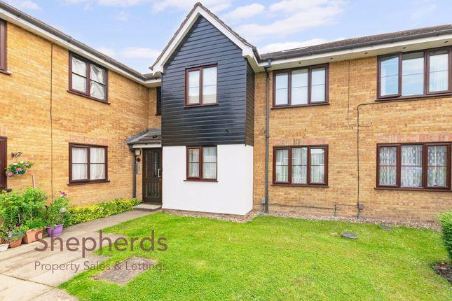 Thumbnail Flat to rent in Kelman Close, Cheshunt, Hertfordshire