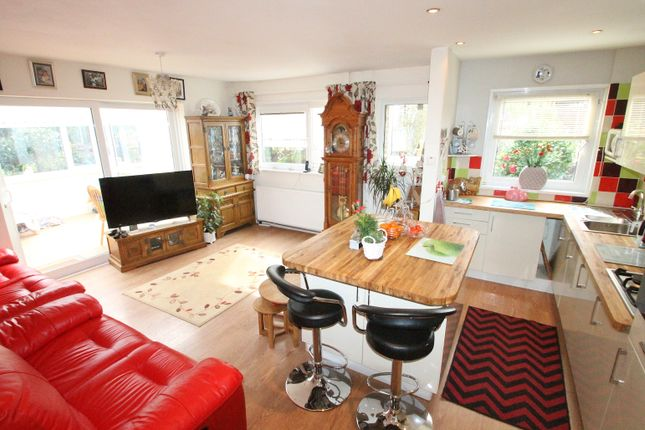 Thumbnail Terraced bungalow for sale in Sunningdale Road, Saltash, Cornwall