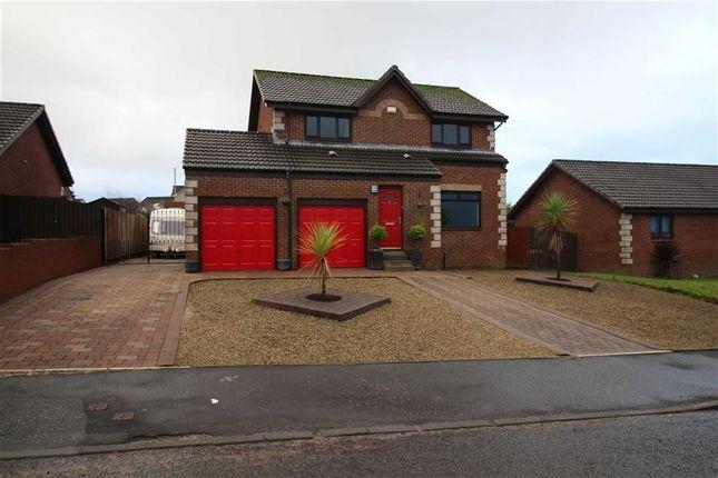 Thumbnail Detached house for sale in Findhorn Road, Inverkip Greenock, Renfrewshire