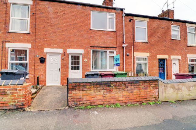 Front of Welbeck Street, Creswell, Worksop S80