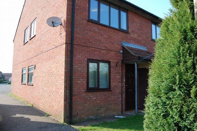 Thumbnail Flat to rent in Wainwright, Werrington, Peterborough