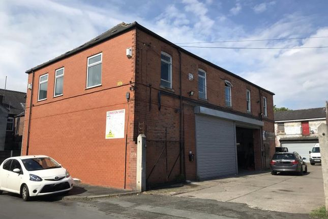 Thumbnail Warehouse to let in First Floor, Coniston Street, Leigh