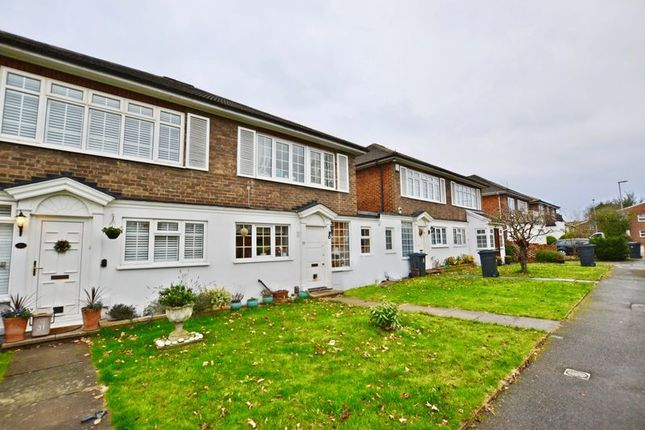 Thumbnail Terraced house to rent in Rodney Close, New Malden