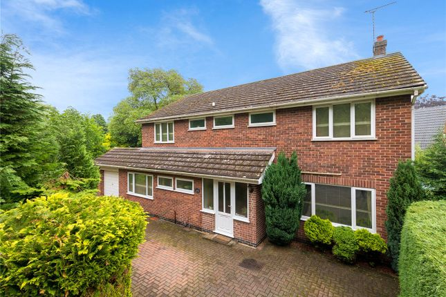 Thumbnail Detached house for sale in Elm Close, Newark