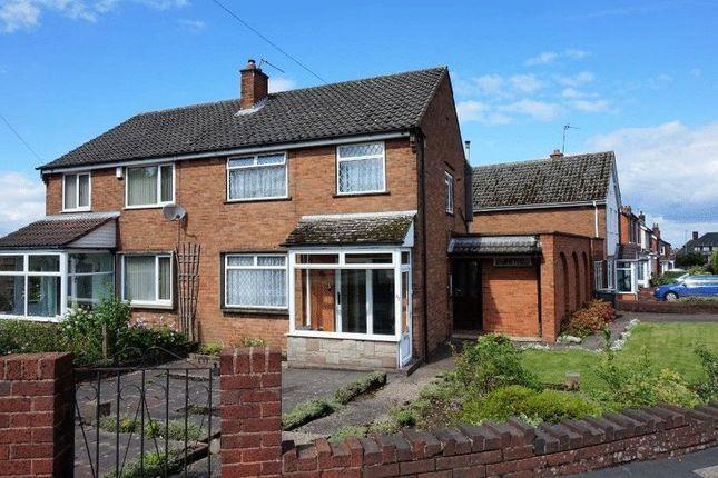 Thumbnail Semi-detached house for sale in Narrow Lane, Halesowen