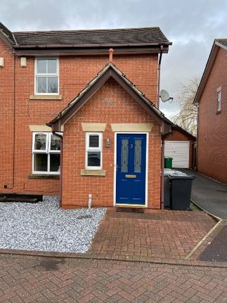 Thumbnail Semi-detached house to rent in Park Mills Close, Willaston
