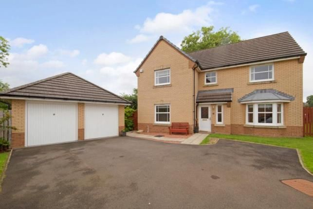 Thumbnail Detached house for sale in Blackhill Gardens, Summerston, Glasgow