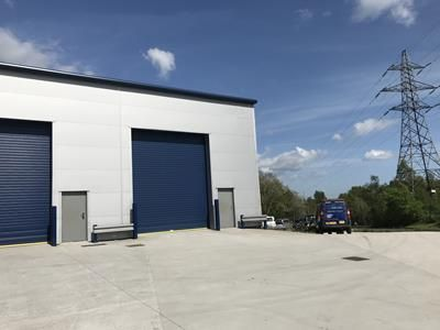 Thumbnail Light industrial to let in Unit 8, Woodside Park, Springvale Industrial Estate, Cwmbran