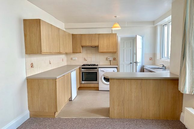 Thumbnail 1 bed flat to rent in 31 Old Exeter Road, Tavistock