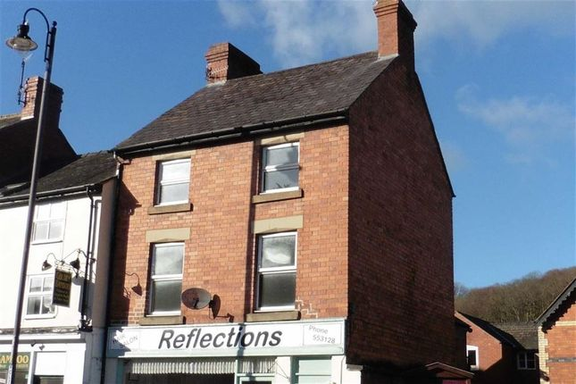 Thumbnail Flat to rent in 47A, Mount Street, Welshpool, Powys