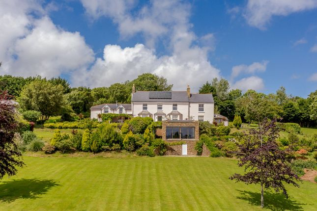 Thumbnail Detached house for sale in Vicarage Road, Blackawton, Totnes, Devon