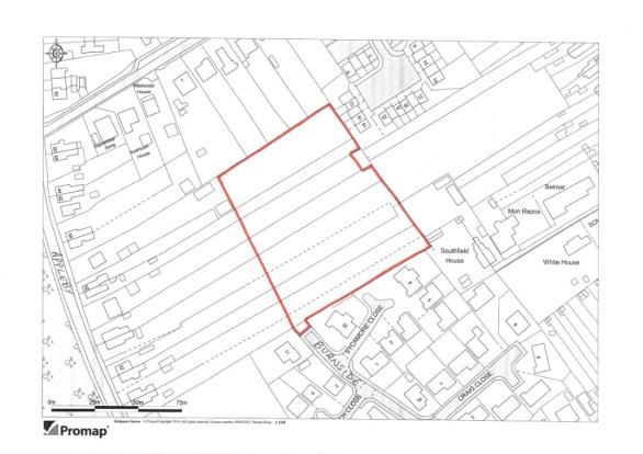 Thumbnail Land for sale in Burnside, Broughton