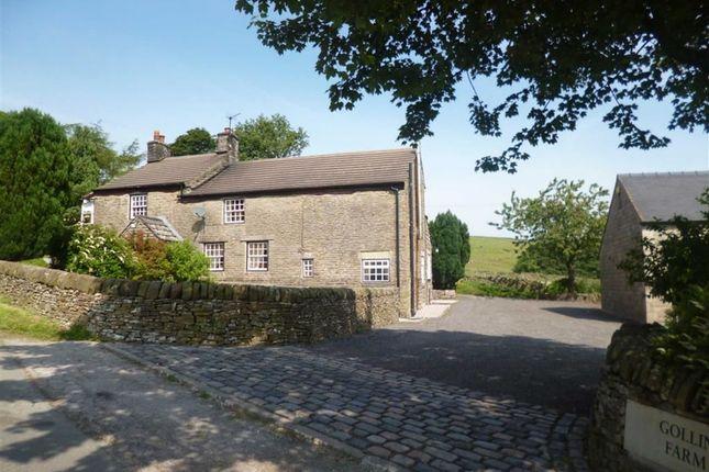 Thumbnail Detached house for sale in Quarnford, Buxton, Derbyshire