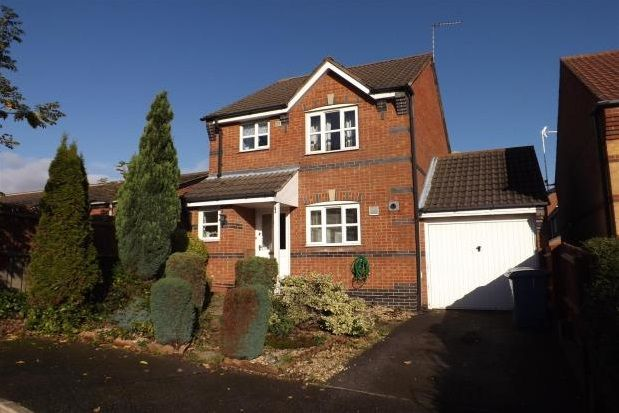 Thumbnail Property to rent in Claremont Close, Mansfield Woodhouse, Mansfield