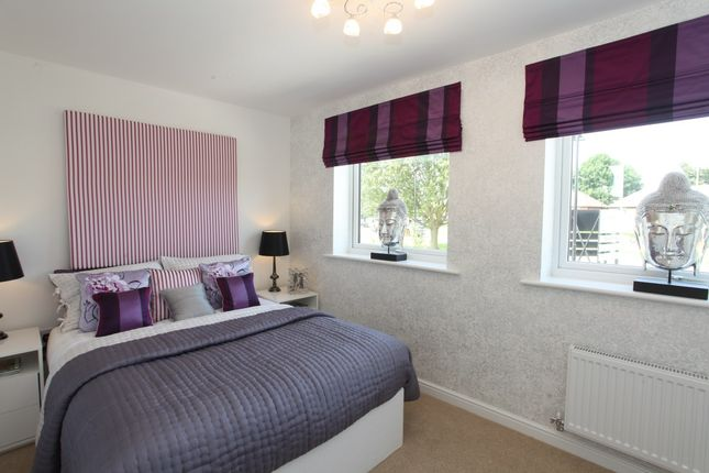 Thumbnail Semi-detached house for sale in The Tyrone, Pont Lane, Leadgate