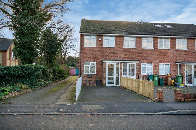 Thumbnail Terraced house for sale in Strawberry Lane, Carshalton