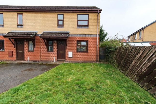 Thumbnail End terrace house for sale in 14 Ashridge Close, Llandrindod Wells