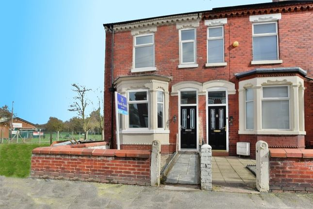 Thumbnail Semi-detached house to rent in Meadows Road, Sale