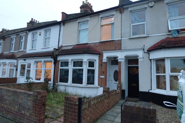 Thumbnail Terraced house for sale in Golfe Road, Ilford