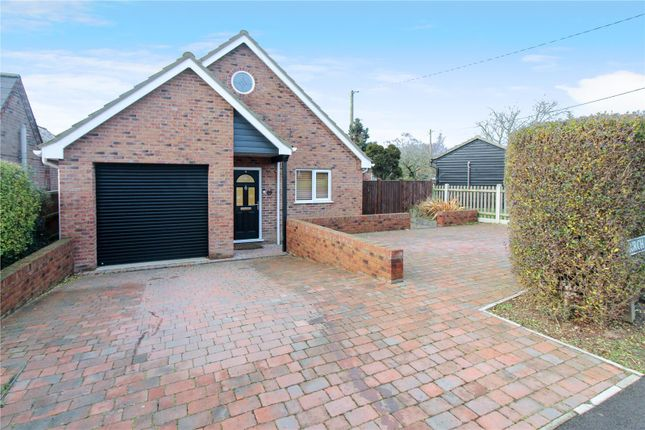 Thumbnail Detached house for sale in Church Road, Cantley, Norwich