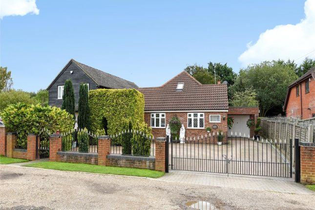 Thumbnail Detached house for sale in Theydon Park Road, Theydon Bois, Epping, Essex
