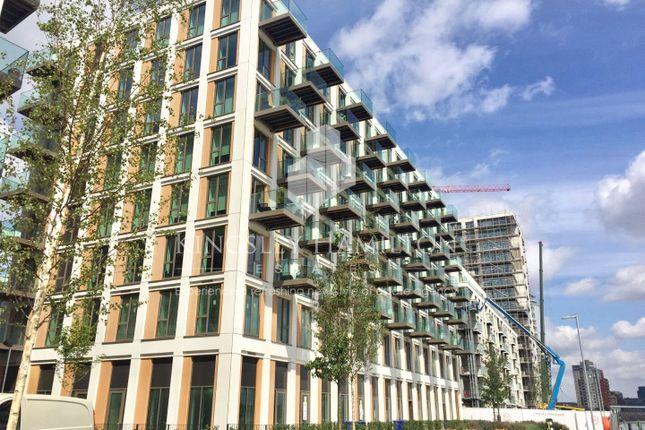 Thumbnail Flat for sale in Sienna House, Royal Wharf, Canary Wharf