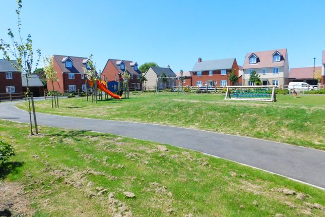 Local Park of Rookery Walk, Clifton, Shefford SG17