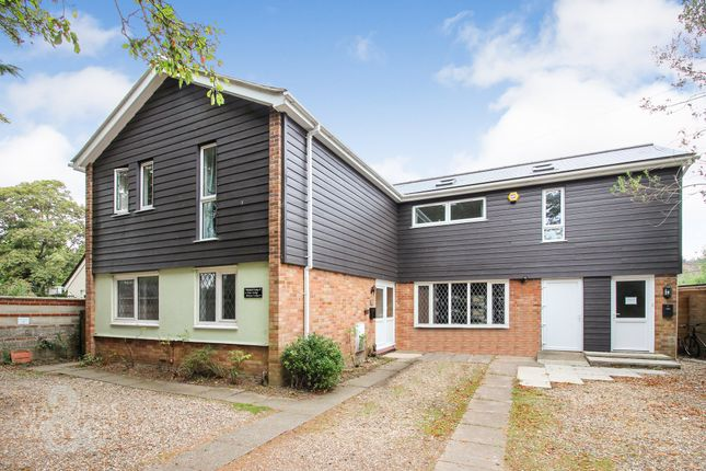 Thumbnail Flat to rent in Tuckswood Lane, Norwich