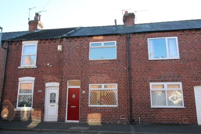 Thumbnail Terraced house to rent in Goosehill Road, Normanton