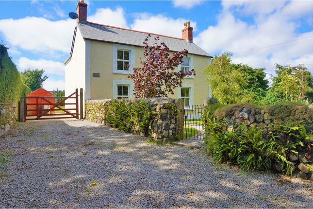 Thumbnail Detached house for sale in Viaduct Hill, Hayle