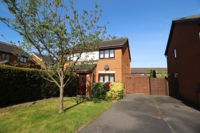 Thumbnail Semi-detached house to rent in Regency Gardens, Grantham