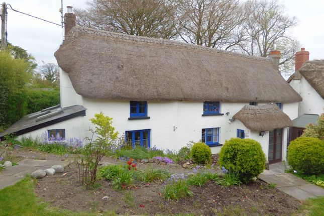 Thumbnail Cottage for sale in 1 Harper's Hill, Northlew, Okehampton
