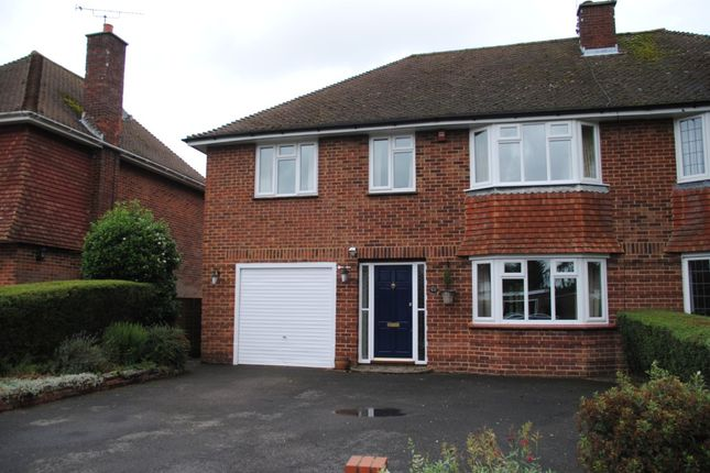 Thumbnail Semi-detached house to rent in Ashley Drive, Penn, High Wycombe