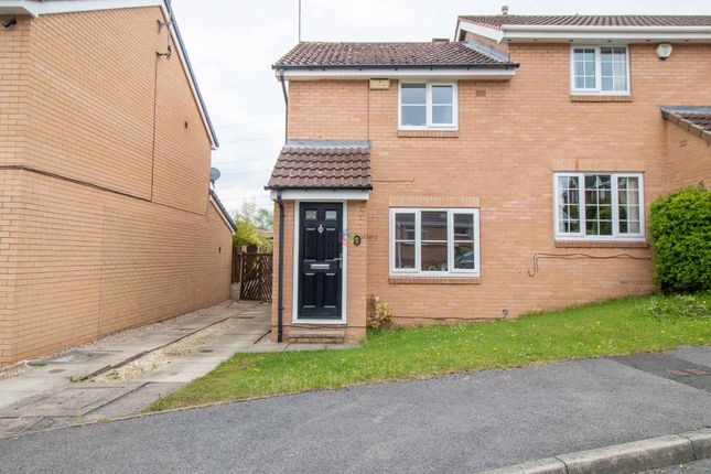 2 bed semi-detached house for sale in Wooldale Drive, Owlthorpe, Sheffield S20