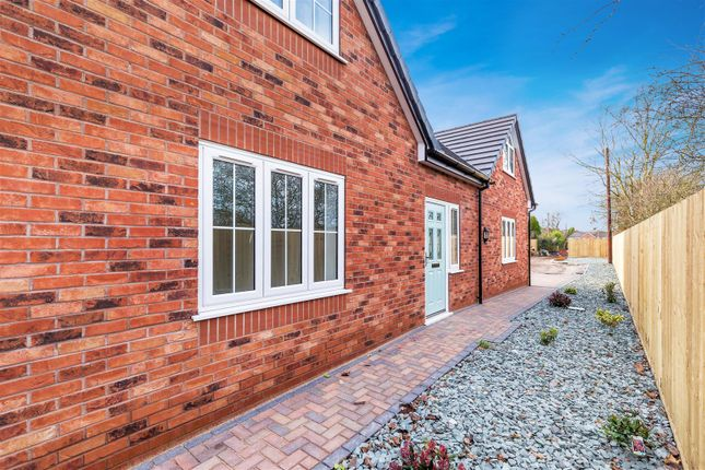 Thumbnail Detached house for sale in Slacken Lane, Talke, Stoke-On-Trent