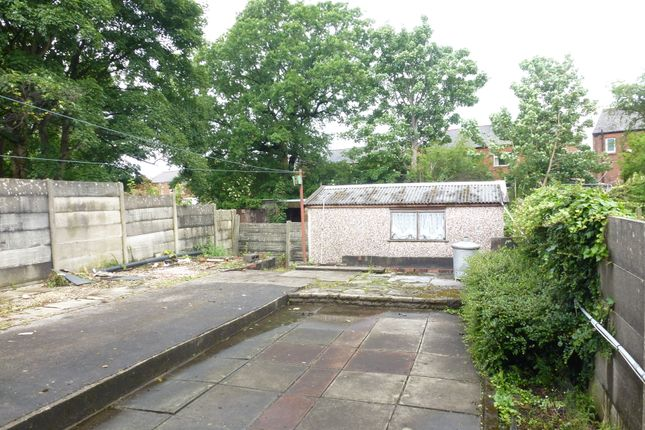 Rear Garden of St Annes Road, Leyland PR25