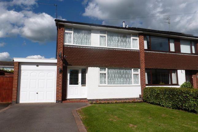 Thumbnail Property to rent in Knightley Close, Cubbington, Leamington Spa