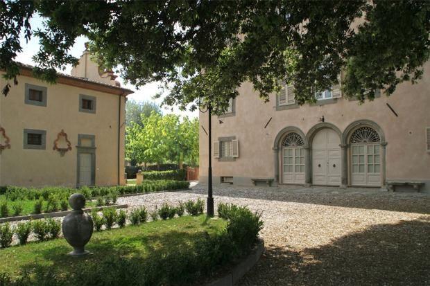 Picture No. 05 of Villa Ceuli, Lari, Tuscany, Italy