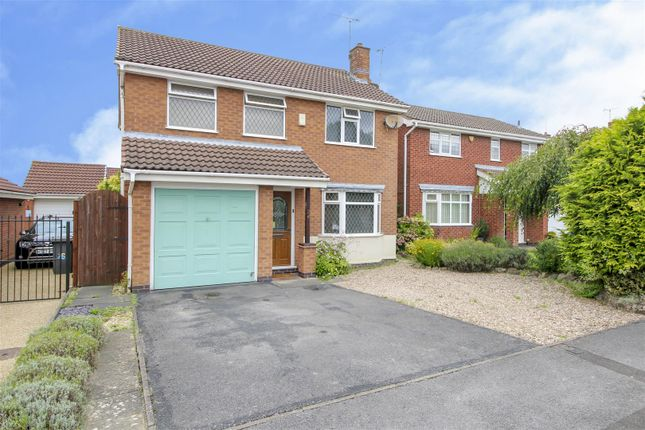 Front of Wychwood Drive, Trowell, Nottingham NG9