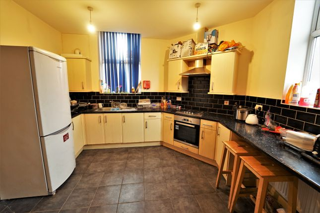 Thumbnail Flat to rent in Dulwich Road, Lenton, Nottingham