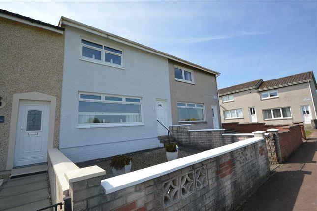 Thumbnail Terraced house for sale in Spire View, Kirkmuirhill, Lanark