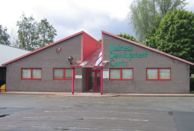 Office to let in Stafford Park 4, Telford