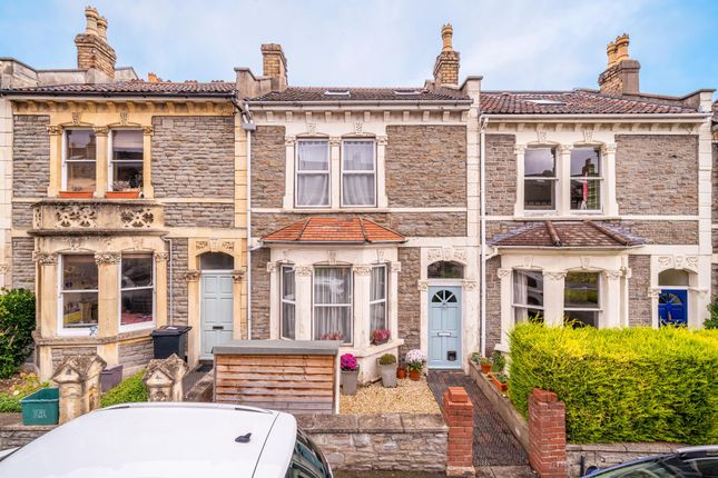 Terraced house for sale in Wolseley Road, Bishopston, Bristol