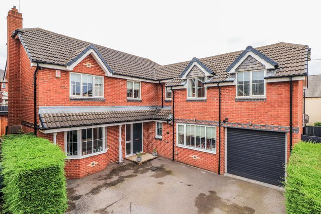 Thumbnail Detached house for sale in Lavery Close, Ossett