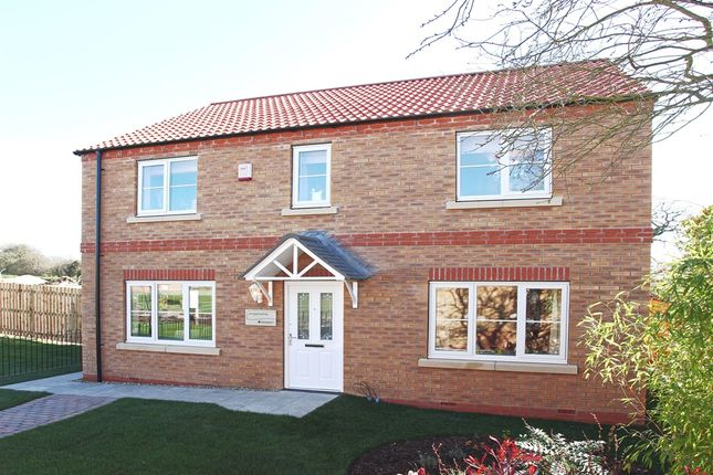 "Thumbnail Detached house for sale in ""The Chedworth"" at Low Street, Sherburn In Elmet, Leeds"