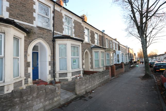 Thumbnail Shared accommodation to rent in Cathays Terrace, Cathays, Cardiff