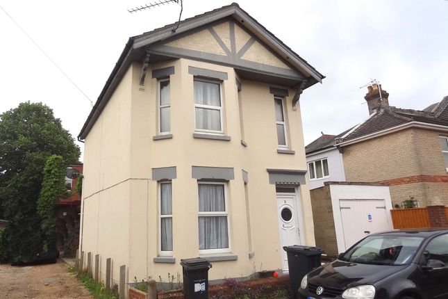 Thumbnail Detached house for sale in Hosker Road, Southbourne, Bournemouth