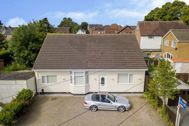 Thumbnail Detached bungalow for sale in Roosevelt Avenue, Long Eaton, Nottingham